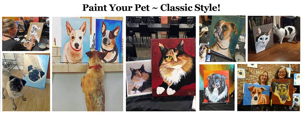 Paint Your Pet Classic