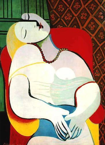 Picasso's Le Reve ~ The Dream