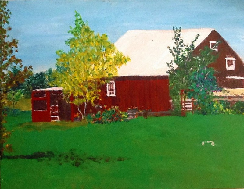 Patti's Red Barn