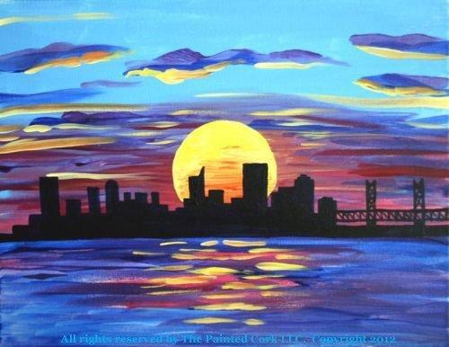 Acrylic Painting Classes Sacramento