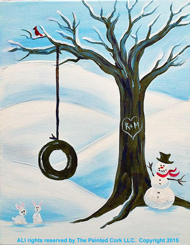 Winter Swing