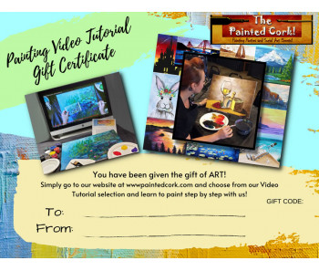 Video Tutorial - $60 Gift Certificate