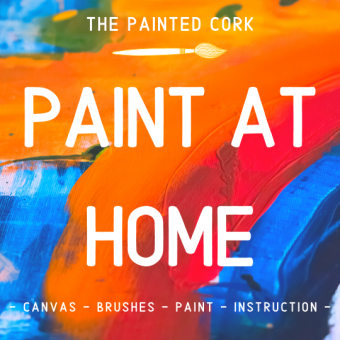 PAINT AT HOME! ~ Pick up your kit at our SAC studio on 7/16